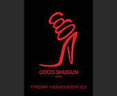 Coco Shugun Event at Club Space - client Club Space