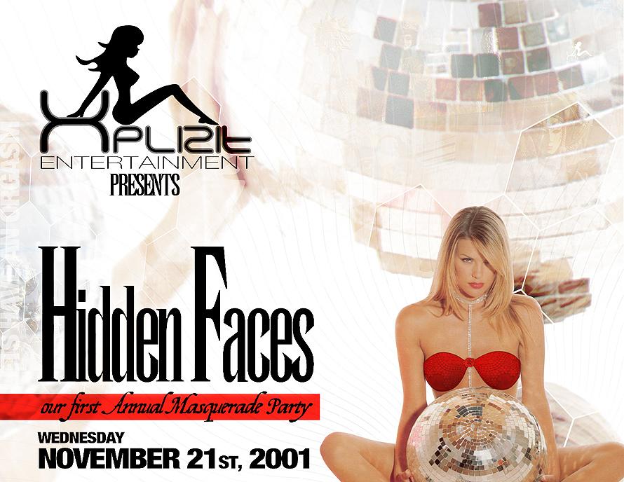 Hidden Faces Annual Masquerade Party