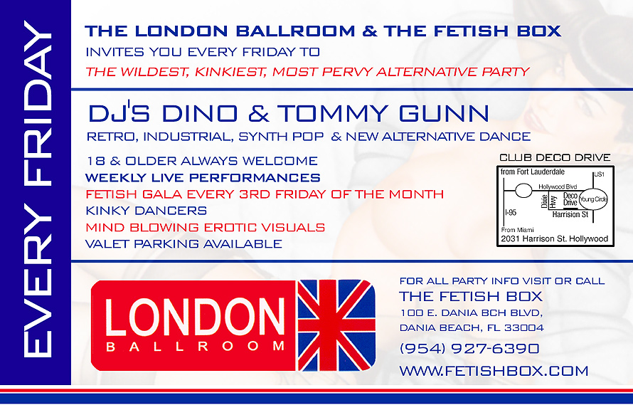 London Ballroom