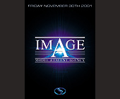 Image Model and Talent Agency Launch Celebration at Club Space - Club Space Graphic Designs