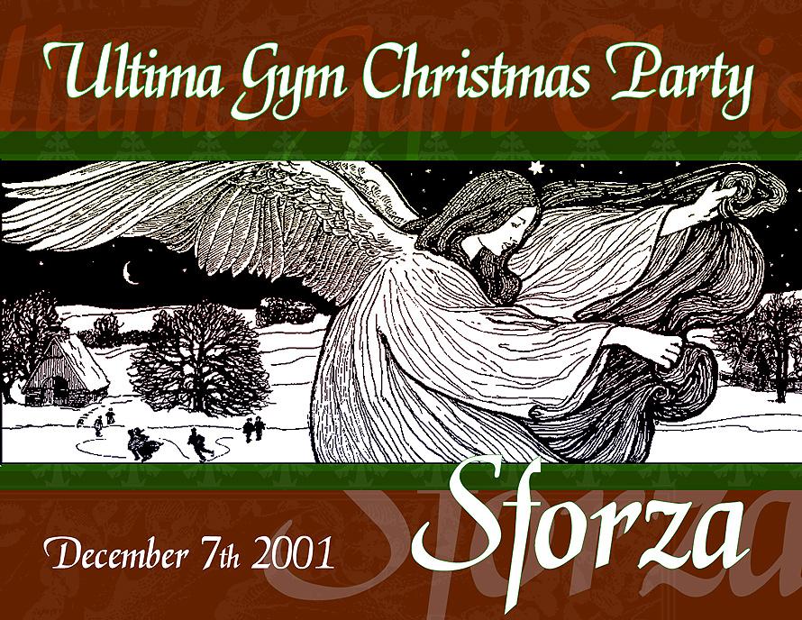 Ultima Gym Christmas Party