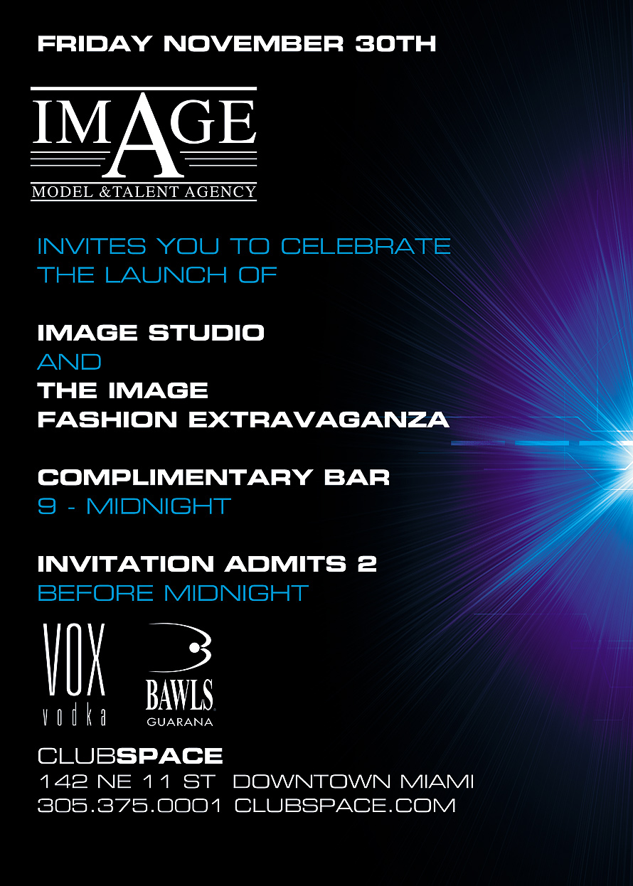 Image Model and Talent Agency