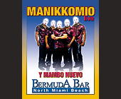 Manikkomio y Mambo Nuevo Live at Bermuda Bar - tagged with bermuda bar