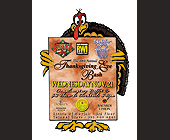Thanksgiving Bash - 1050x1400 graphic design