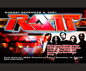 Club Razzles Presents RATT Live - Nightclub