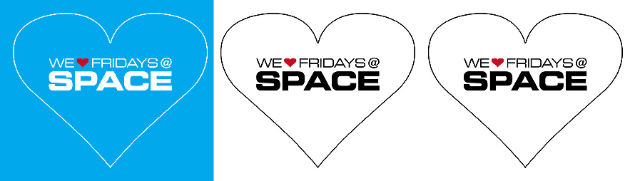 We Love Club Space Complimentary Admission