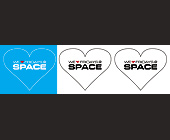 We Love Club Space Complimentary Admission - Club Space Graphic Designs