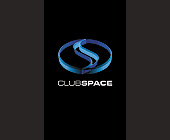 Club Space Business Card - Club Space Graphic Designs