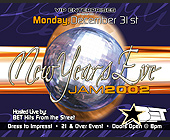 VIP Enterprises Presents New Years Eve - tagged with disco ball