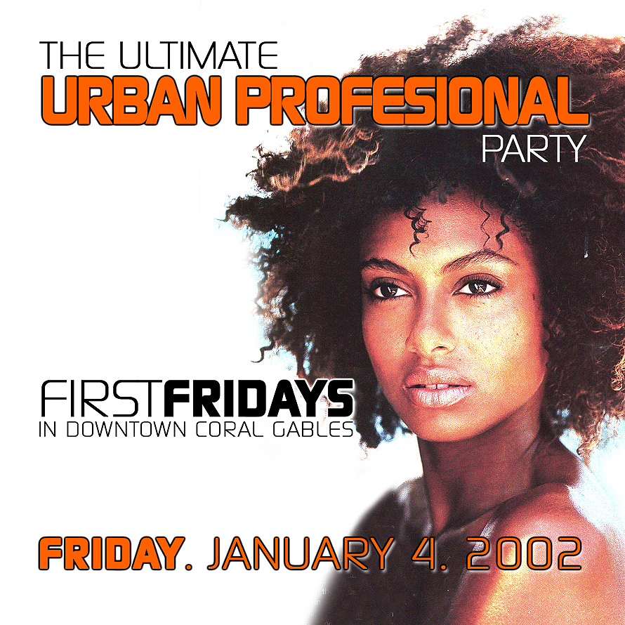 The Ultimate Urban Professional Party