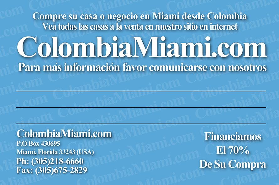 Colombia Miami