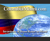 Colombia Miami - Media and Communications Graphic Designs