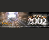 New Years 2002 The Next Level Nightclub and Lounge - created December 2001
