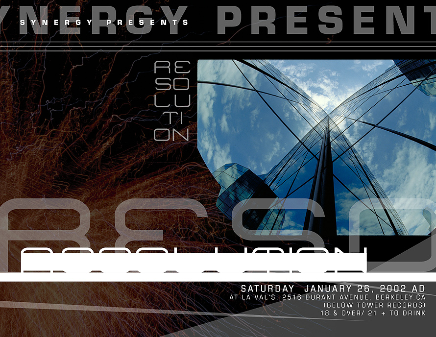 Synergy Presents Resolution