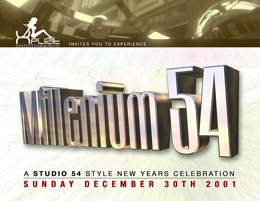 Millenium 54