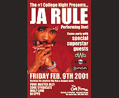 Ja Rule Performing Live at The Chili Pepper in Coconut Grove - tagged with walt love