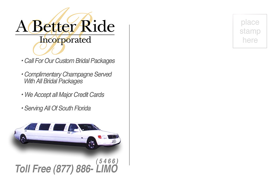 A Better Ride Limousine Service