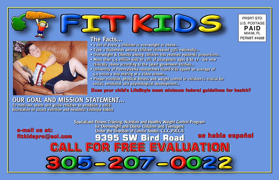 Fit Kids Fitness Center
