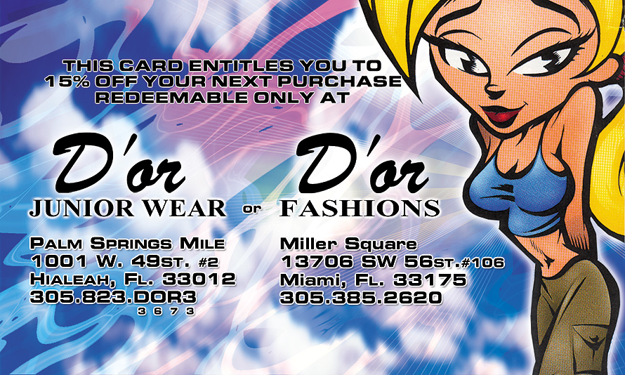 D'or Fashions