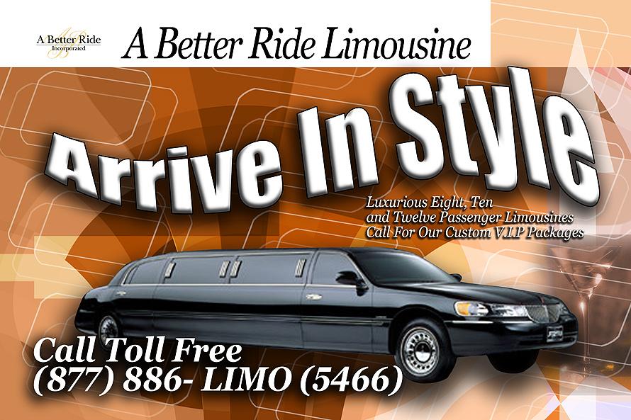 A Better Ride Limousine