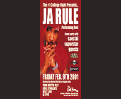 Ja Rule Performing Live at The Chili Pepper - created February 2001
