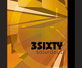3Sixty Saturdays at Club 609 - tagged with digital