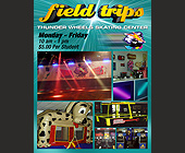 Thunder Wheels Field Trips - tagged with free admission