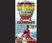The Planet at Spirit International - Spirit International Graphic Designs