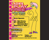Gameworks Ladies Play Free - created February 05, 2001