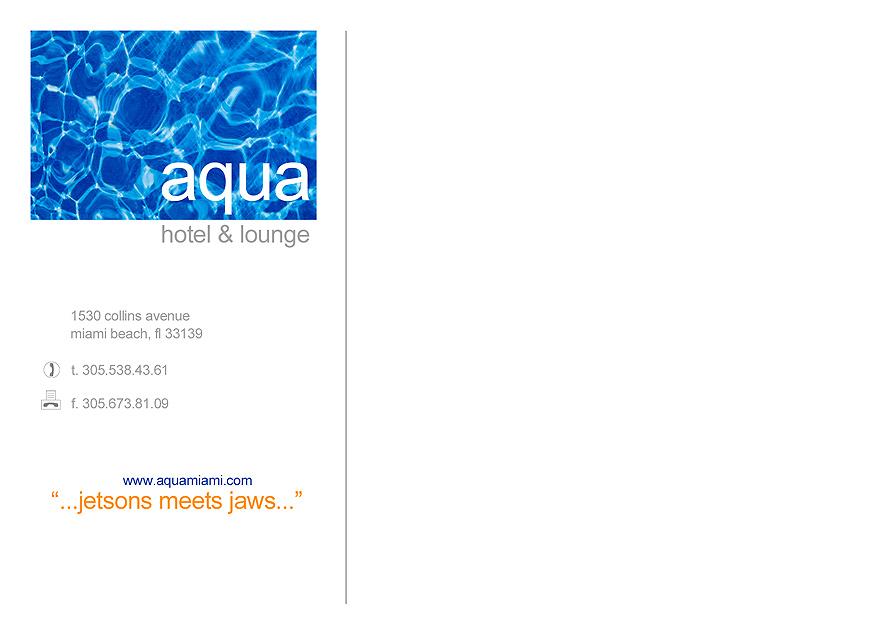 Aqua Hotel and Spa