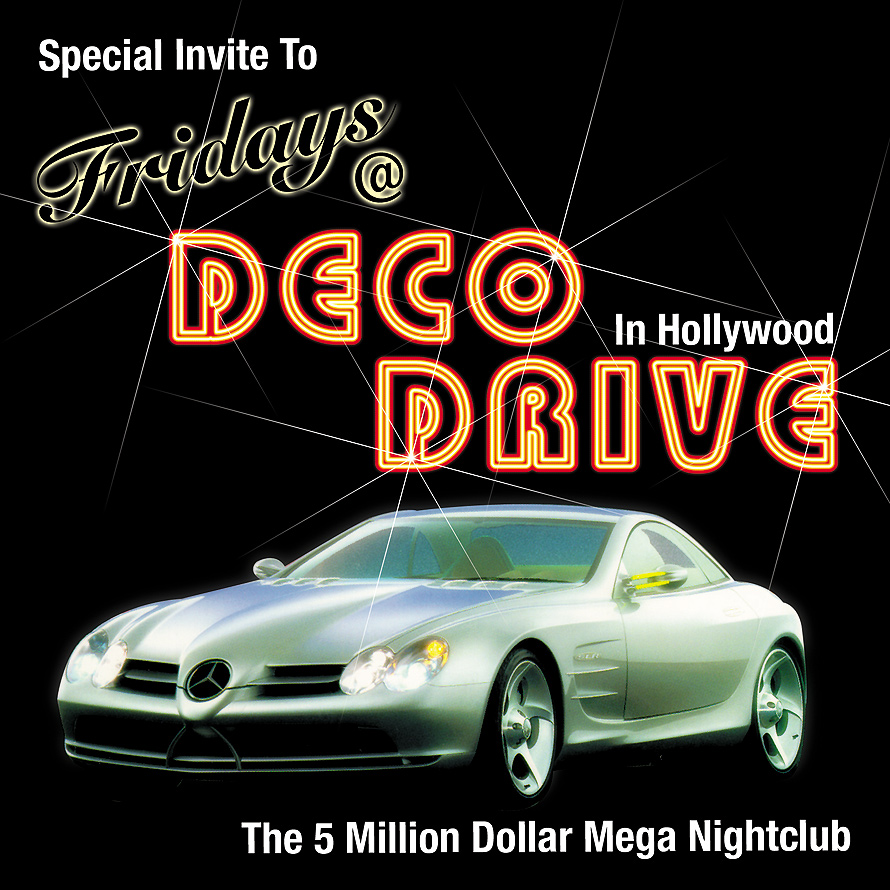 Fridays at Deco Drive