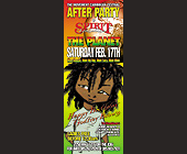The Movement Caribbean Festival After Party at Club Spirit International - 1275x3300 graphic design