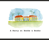 Book and Books Opening in Coral Gables - created March 13, 2001