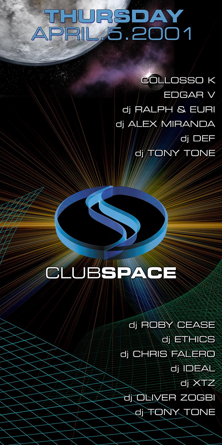 Rulin at Club Space