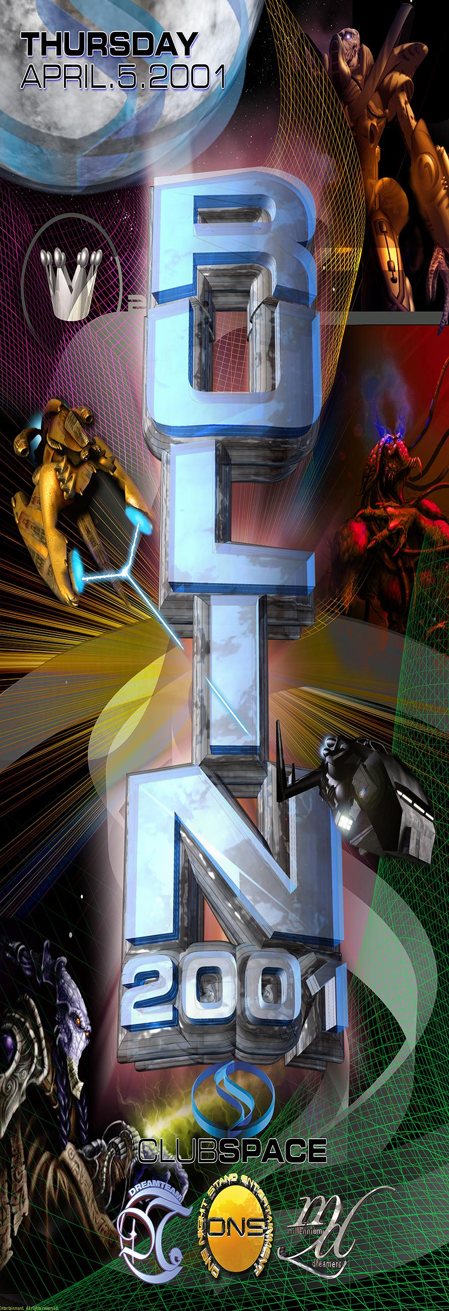 Rulin 2001 Club Space