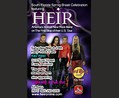 Heir South Florida Spring Break Celebration - tagged with saturday march 24th
