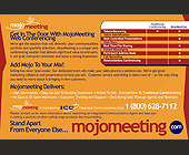 Mojo Meeting by ICC - Professional Services
