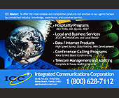 Integrated Communications Corporation Delray Beach Florida - created March 23, 2001