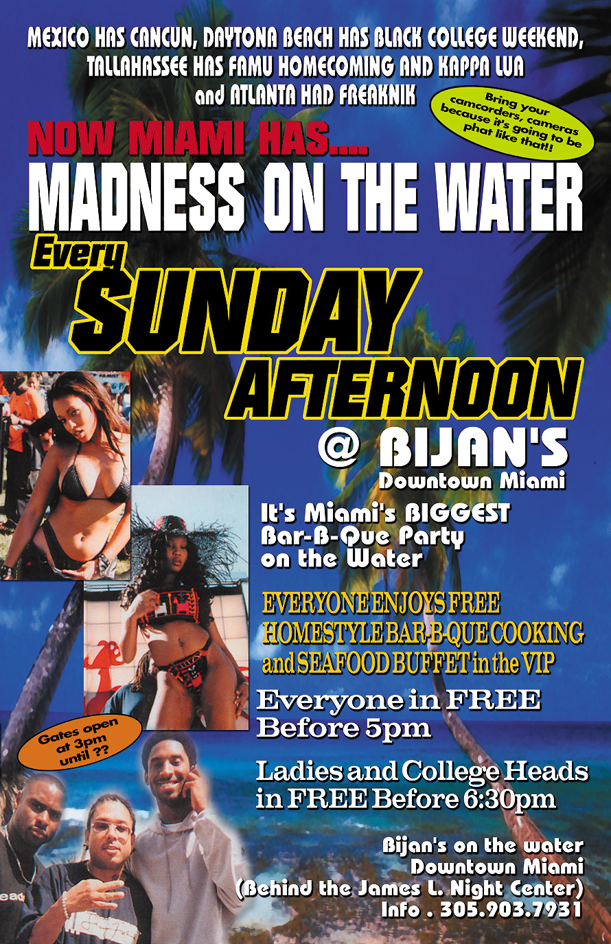 Madness on the Water at Bijan's on the Water