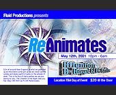 Fluid Productions Presents Reanimates - tagged with re