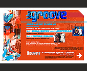Ritual at The Groove - The Groove Lounge Graphic Designs