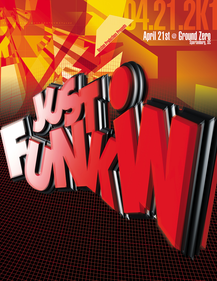 Neshan Productions Presents Just Funk In at Ground Zero