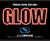 Glow Fridays at Club Space - tagged with glow