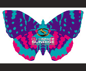 Sunrise at Club Space - tagged with butterfly