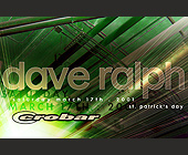 Dave Ralph at Crobar in Miami Beach - tagged with march 17th