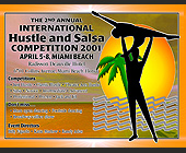 Salsa Competition at the Radisson Deauville Hotel - tagged with doors open at 9pm