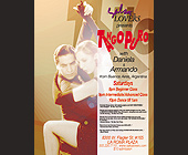 Salsa Lovers Presents Tango Puro Beginner Class - 1131x1463 graphic design