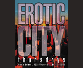 Erotic City Thursdays at Aldo's Delano - tagged with over welcome