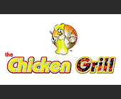 The Chicken Grill at The Gables - tagged with logo