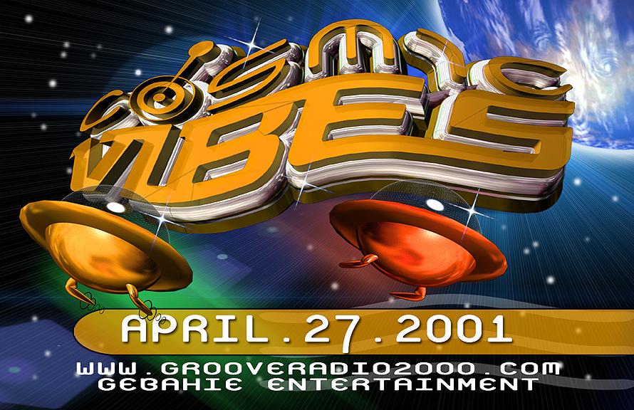 Cosmic Vibes Nightclub
